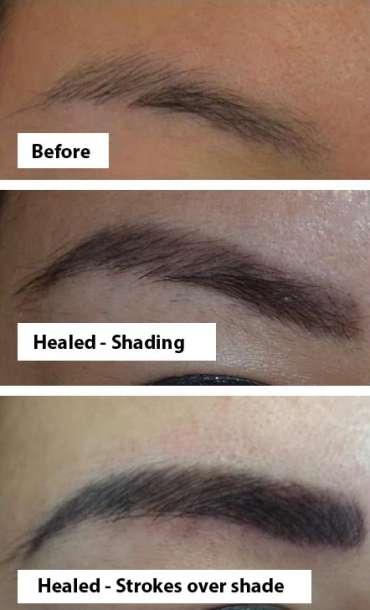 Permanent Makeup Enhances Your Makeup