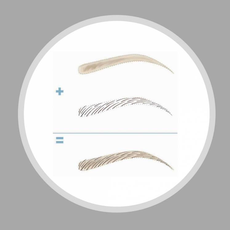 Permanent Eyebrows In Los Gatos Bay Area California Timelessskinspa