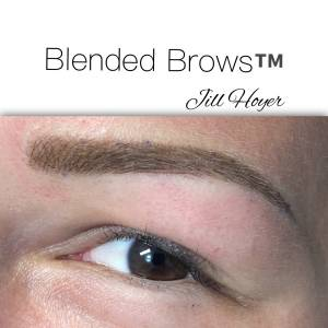 blended brow fresh